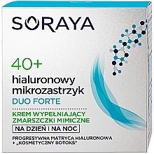 Düfte, Parfümerie und Kosmetik Gesichtscreme - Soraya Duo Forte Face Cream 40+