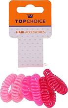 Düfte, Parfümerie und Kosmetik Haargummis rosa 6 St. 22432 - Top Choice