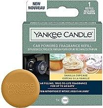 Düfte, Parfümerie und Kosmetik Duftstein für Autoduftanhänger - Yankee Candle Car Powered Fragrance Refill Vanill (Refill)