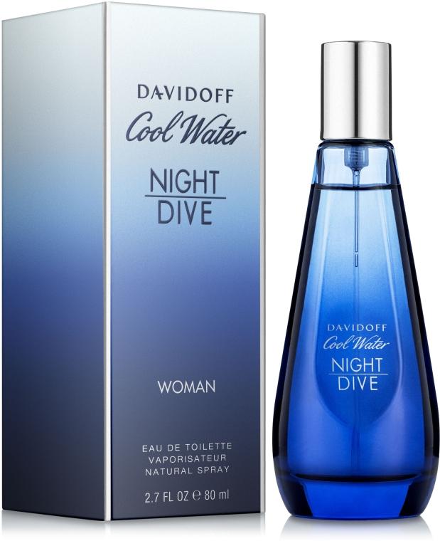Davidoff Cool Water Night Dive Woman - Eau de Toilette