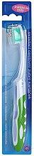 Düfte, Parfümerie und Kosmetik Klappbare Reisezahnbürste grün - VitalCare White Pearl Folding Travel Toothbrush