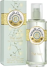 Düfte, Parfümerie und Kosmetik Roger & Gallet The Vert - Eau de Parfum