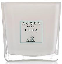 Düfte, Parfümerie und Kosmetik Acqua Dell Elba Note Di Natale - Duftkerze im Glas Note Di Natale