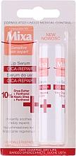 Düfte, Parfümerie und Kosmetik Lippenserum - Mixa Cica-Repair Lip Serum