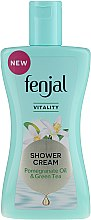 Düfte, Parfümerie und Kosmetik Duschgel - Fenjal Vitality Body Wash