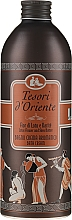 Düfte, Parfümerie und Kosmetik Tesori d'Oriente Fiore di Lotto - Badecreme mit Lotosblume und Sheabutter