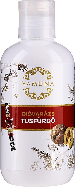 Duschgel mit Walnuss - Yamuna Walnut Magic Shower Gel
