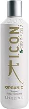 Düfte, Parfümerie und Kosmetik Bio Shampoo mit Aloe Vera - I.C.O.N. Organic Shampoo