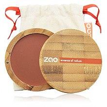 Düfte, Parfümerie und Kosmetik Kompaktrouge - Zao Compact blush
