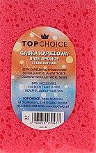 Düfte, Parfümerie und Kosmetik Badeschwamm 30437 rosa - Top Choice