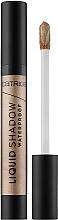 Düfte, Parfümerie und Kosmetik Flüssiger Lidschatten - Catrice Liquid Shadow Waterproof Cream Eyeshadow
