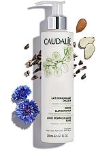 Caudalie Cleansing & Toning Gentle Cleanser - Sanfte Make-up Gesichtsreinigungsmilch mit Kornblume und süßem Mandel — Bild N3