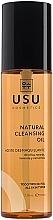 Düfte, Parfümerie und Kosmetik Make-up Entferner mit Lavendel- und Orangenöl - Usu Cosmetics Natural Cleansing Oil