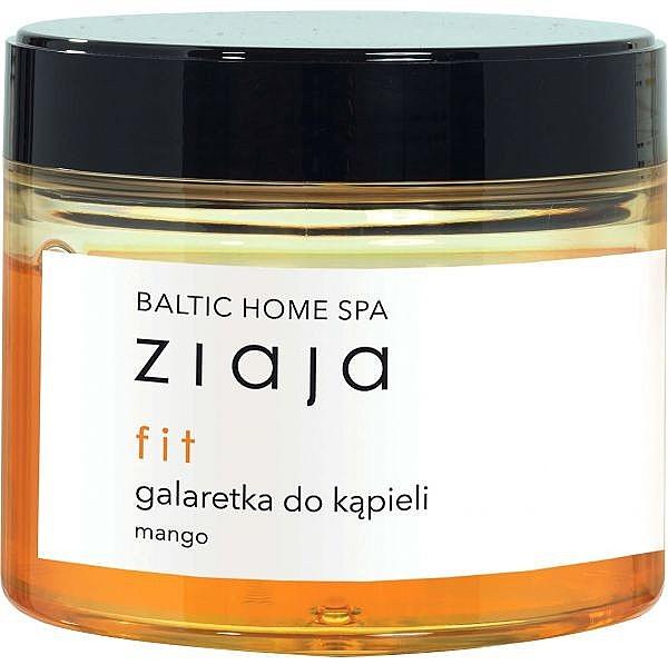 Badegelee mit Mango-Duft - Ziaja Baltic Home SPA Bath Jelly Mango