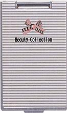 Düfte, Parfümerie und Kosmetik Kosmetischer Taschenspiegel 85574 quadratisch gestreift - Top Choice Beauty Collection Mirror