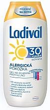 Düfte, Parfümerie und Kosmetik Sonnenschutzlotion für empfindliche Haut mit SPF 30 - Ladival SPF 30