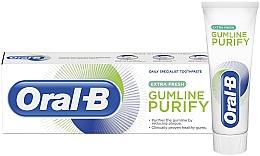 Düfte, Parfümerie und Kosmetik Zahnpasta Extra Fresh - Oral-B Gumline Purify Extra Fresh Toothpaste