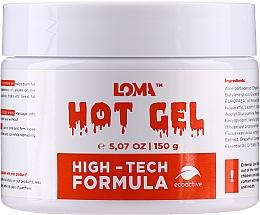 Düfte, Parfümerie und Kosmetik Gel-Creme Frucht Leidenschaft - Loma Sports Hot Gel Cream