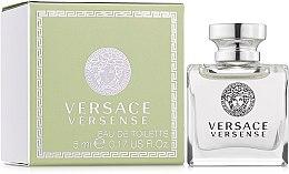 Düfte, Parfümerie und Kosmetik Versace Versense - Eau de Toilette (Mini)