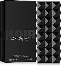 Düfte, Parfümerie und Kosmetik Dupont Noir Pour Homme - Eau de Toilette