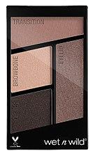 Düfte, Parfümerie und Kosmetik Lidschattenpalette - Wet N Wild Color Icon Eyeshadow Quad