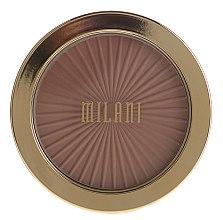 Düfte, Parfümerie und Kosmetik Gesichtsbronzer - Milani Silky Matte Bronzing Powder