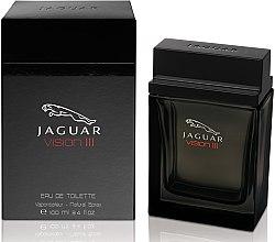 Düfte, Parfümerie und Kosmetik Jaguar Vision III - Eau de Toilette