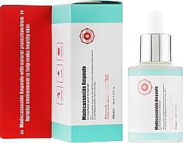 Düfte, Parfümerie und Kosmetik Revitalisierendes Gesichtsserum gegen müde Haut mit Madecassosid - A'pieu Madecassoside Ampoule
