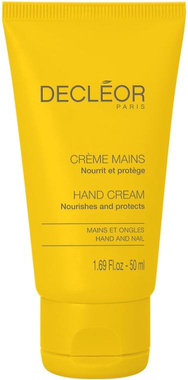 Pflegende und schützende Handcreme - Decleor Hand Cream Nourish and Protect