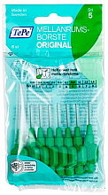 Düfte, Parfümerie und Kosmetik Interdentalzahnbürsten, 0,8 mm Set - TePe Interdental Brush Normal