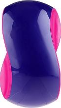 Düfte, Parfümerie und Kosmetik Entwirrbürste lila-rosa - Twish Spiky 1 Hair Brush Purple & Deep Pink