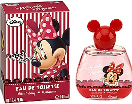 Düfte, Parfümerie und Kosmetik Air-Val International Disney Minnie Mouse - Eau de Toilette