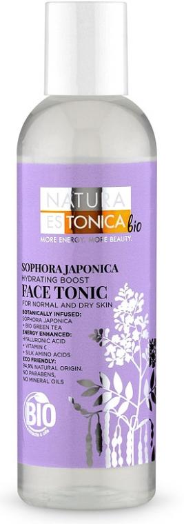 Feuchtigkeitsspendendes Gesichtstonikum mit japanischem Schnurbaum-Extrakt - Natura Estonica Sophora Japonica Face Tonic