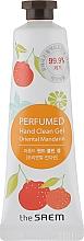 Düfte, Parfümerie und Kosmetik Parfümiertes Händedesinfektionsmittel Orientalische Mandarine - The Saem Perfumed Oriental Mandarin Hand Clean Gel