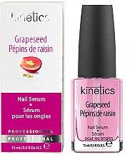 Düfte, Parfümerie und Kosmetik Nagelserum mit Traubenkernöl - Kinetics Mini Spa Grapeseed Nail Serum