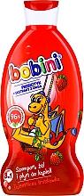 """Düfte, Parfümerie und Kosmetik 3 in 1 Shampoo, Duschgel und Schaumbad """"Erdbeere"""" - Bobini"""