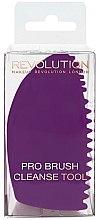 Düfte, Parfümerie und Kosmetik Pinselreiniger aus Silikon - Makeup Revolution Pro Brush Cleanse Tool