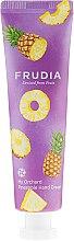 Düfte, Parfümerie und Kosmetik Pflegende Handcreme mit Ananas-Extrakt - Frudia My Orchard Pineapple Hand Cream