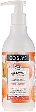 Düfte, Parfümerie und Kosmetik Baby-Reinigungsgel für Körper und Haar mit Bio Aprikose - Coslys Baby Care Baby Cleansing Gel-Hair & BodyWith Organic Apricot