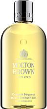 Düfte, Parfümerie und Kosmetik Molton Brown Orange & Bergamot Bath & Shower Gel - Bade- und Duschgel
