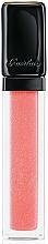 Düfte, Parfümerie und Kosmetik Flüssiger Lippenstift - Guerlain Kiss Kiss Liquid Lipstick Shine
