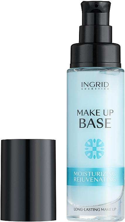 Anti-Aging feuchtigkeitsspendende und langanhaltende Foundation - Ingrid Cosmetics Make-up Base Long-Lasting Moisturizing & Rejuvenating
