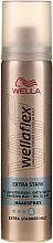 Düfte, Parfümerie und Kosmetik Haarspray Extra starker Halt - Wella Wellaflex Extra Strong