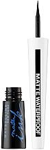 Düfte, Parfümerie und Kosmetik Wasserfester matter Eyeliner - Maybelline New York Master Ink Eyeliner Matte Waterproof