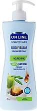 Düfte, Parfümerie und Kosmetik Körperbalsam mit Macadamiaöl - On Line Cream Care Body Balm