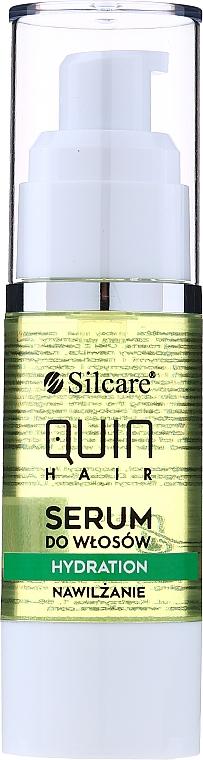 Feuchtigkeitsspendendes Haarserum - Silcare Quin Hydration Hair Serum