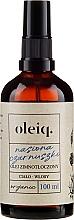 Düfte, Parfümerie und Kosmetik Schwarzkümmelöl für Körper und Haar - Oleiq Black Cumin Hair And Body Oil