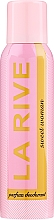 Düfte, Parfümerie und Kosmetik La Rive Sweet Woman - Deospray