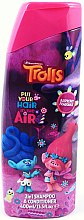 Düfte, Parfümerie und Kosmetik Haar Shampoo&Conditioner für Kinder 2in1 - Corsair Trolls 2in1 Shampoo&Conditioner
