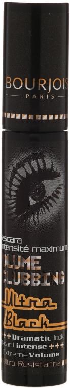 Mascara für voluminöse Wimpern - Bourjois Volume Clubbing Ultra Black — Bild N1